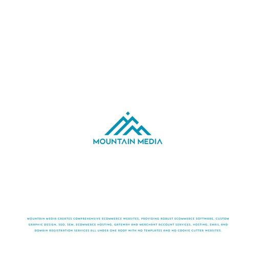 Mountain Media Logo
