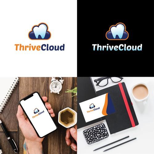 Logo for dental cloud system