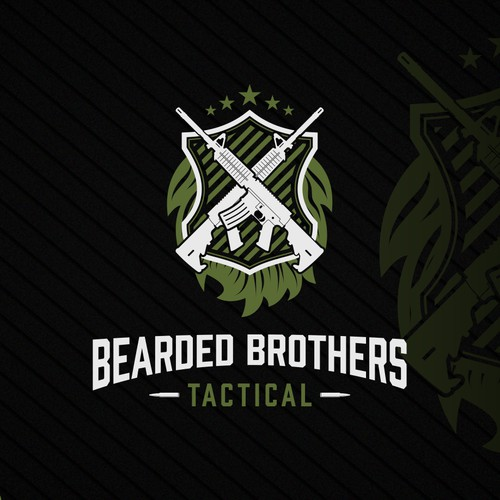 Bearded Brothers Tactical Logo Blowout!