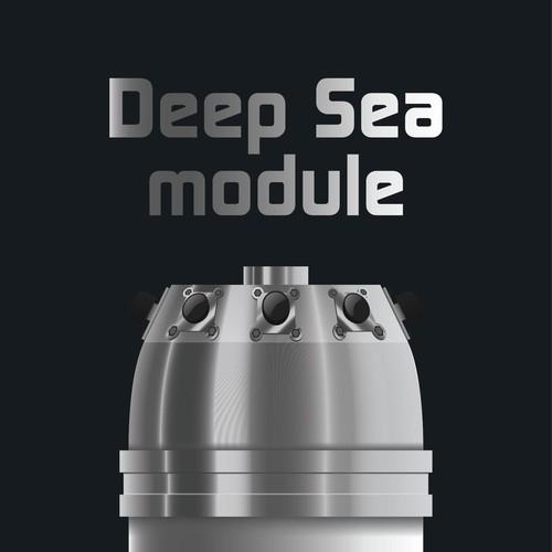 Research underwater module