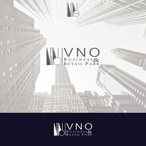 Logo concept for VNO Business & Retail Park