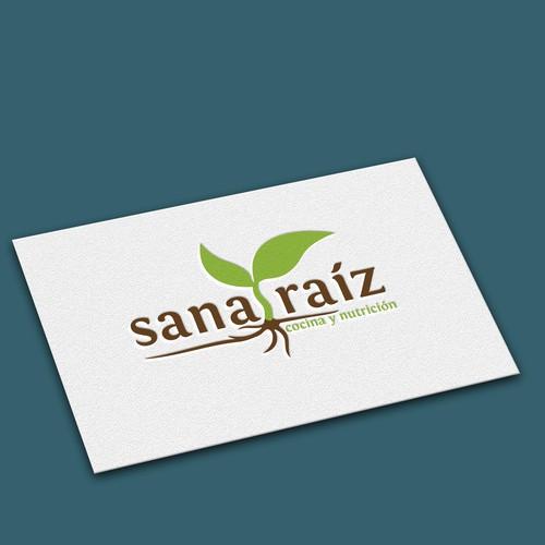 Sana Raíz logo