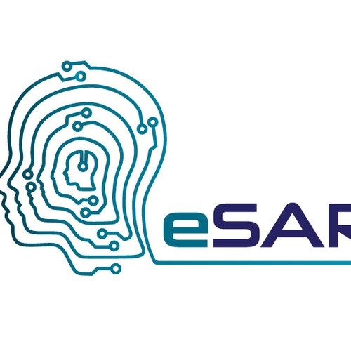 logo and business card für eSAR