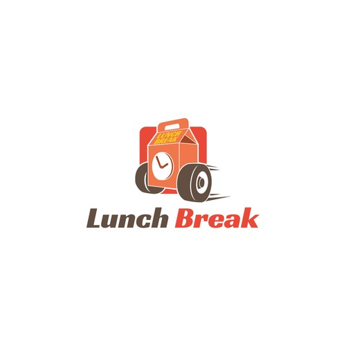 Lunch Break Logo