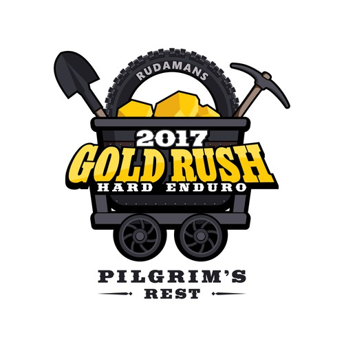 Gold Rush Logo