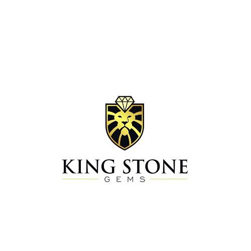 High end on-line retailer of gemstones requiring a logo design