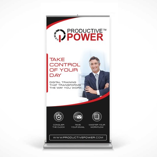Productive Power Banner