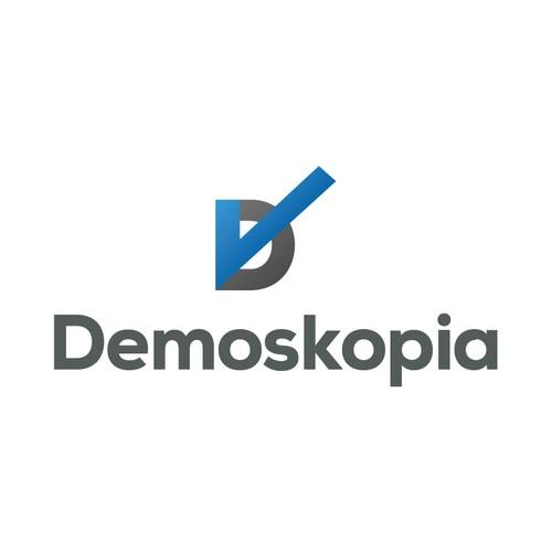 Neues Logo für Demoskopia
