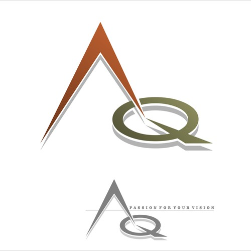 AQ needs a new logo and business card