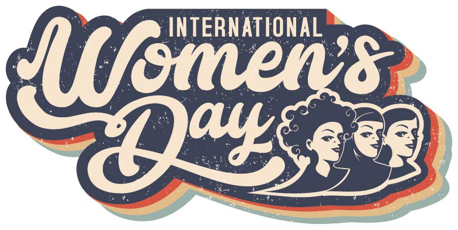 Women's Day Sticker
