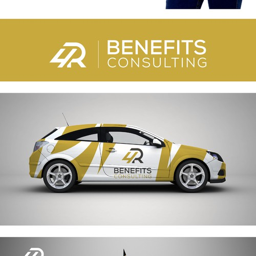 Get in on the ground floor. Design our Logo for 4R Benefits Consulting