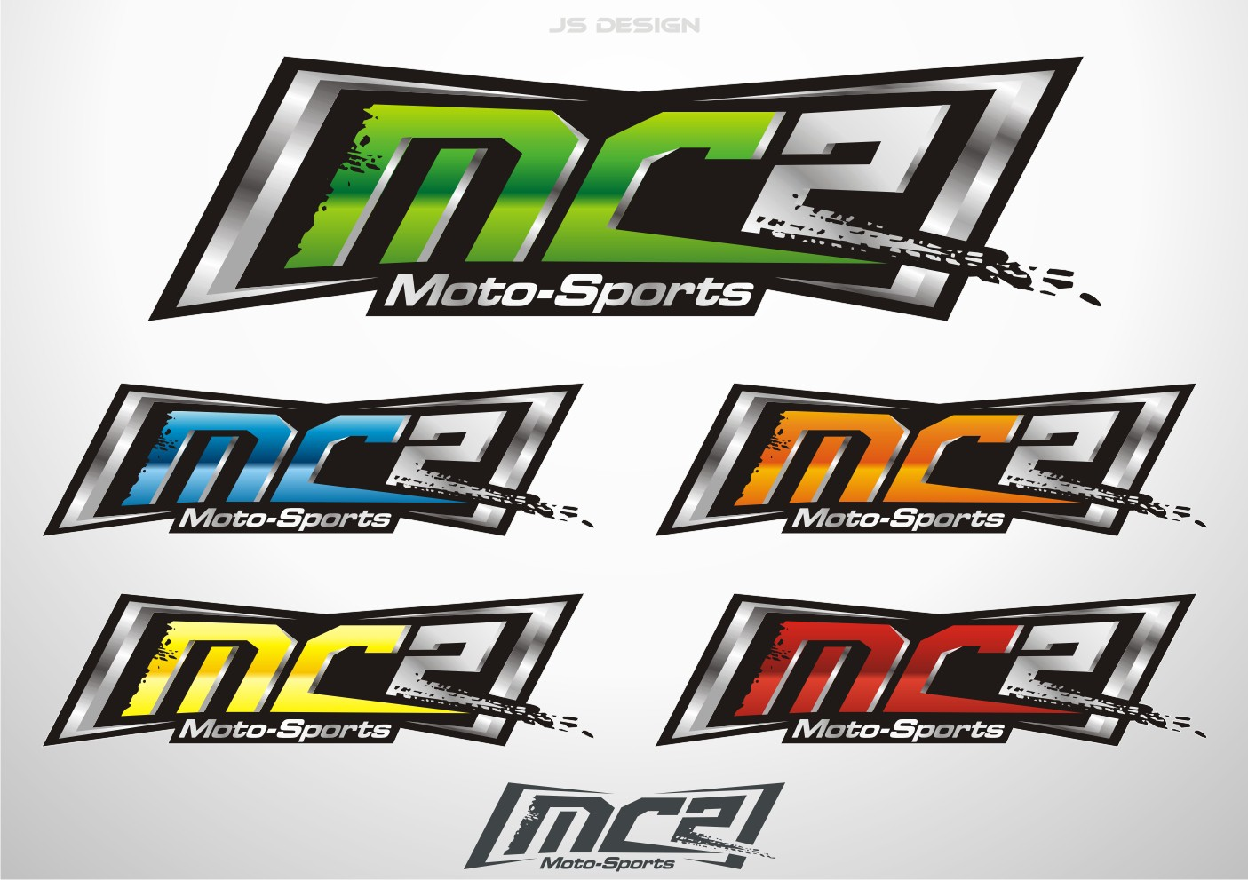 New Cutting Edge logo wanted for MC2 Moto-Sports