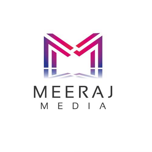 Meeraj Media logo
