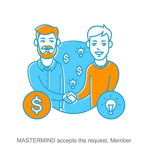 Smart and Fun Illustrations for Online Knowledge Sharing Marketplace