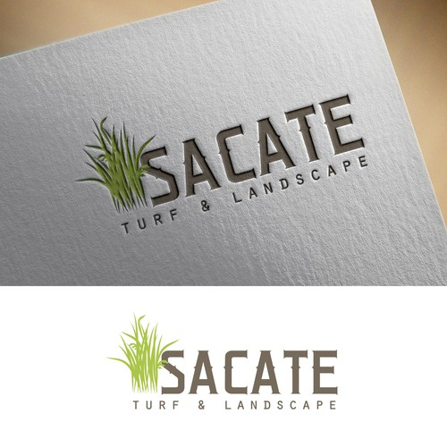 Create a logo for the finest landscape company in Austin, Texas