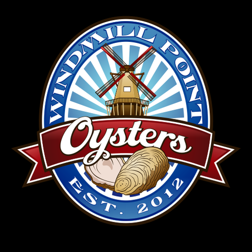 logo for Windmill Point Oysters, LLC