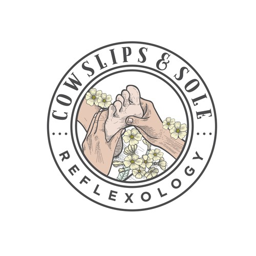 cowslips and sole reflexology