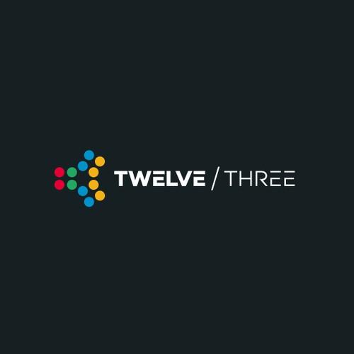 Logo for Twelve / Three