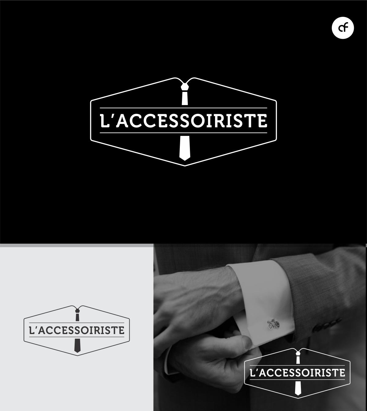 "Man clothing accessories E-commerce ""L'accessoiriste"" (french)"