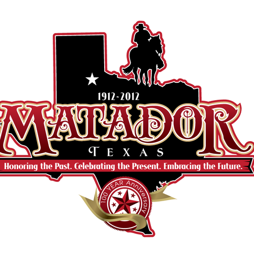 New logo wanted for Town of Matador - Centennial Celebration