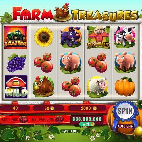 Farm slot app
