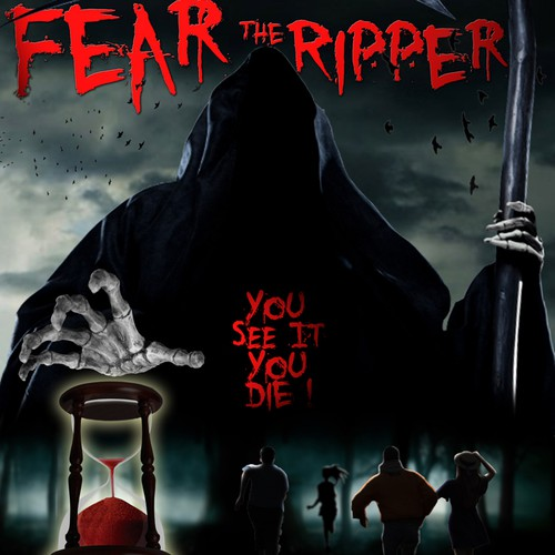 "New movie poster wanted for ""Fear the Reaper"" Film"
