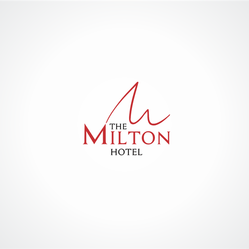 Logo for the hotel