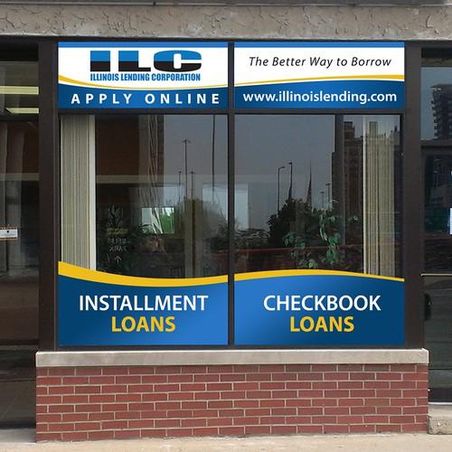 New signage wanted for Illinois Lending Corporation