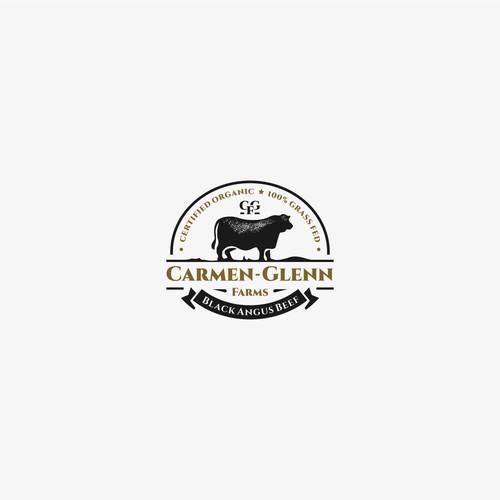 Carmen-Glenn Farms Logo