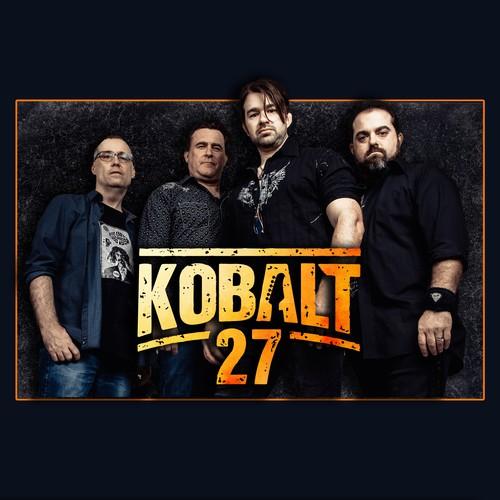 Kobalt 27: Website Banner Design