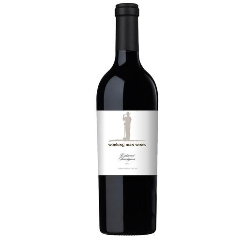 Online wine label