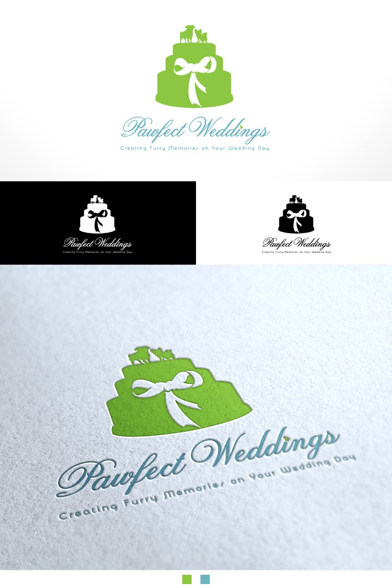 New logo wanted for Pawfect Weddings