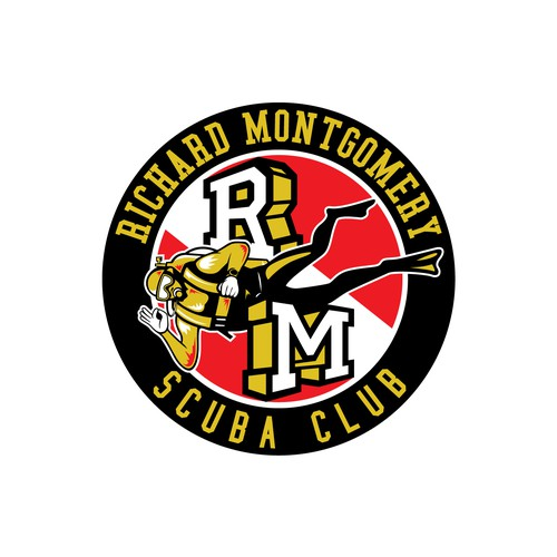 Richard Montgomery Scuba Club