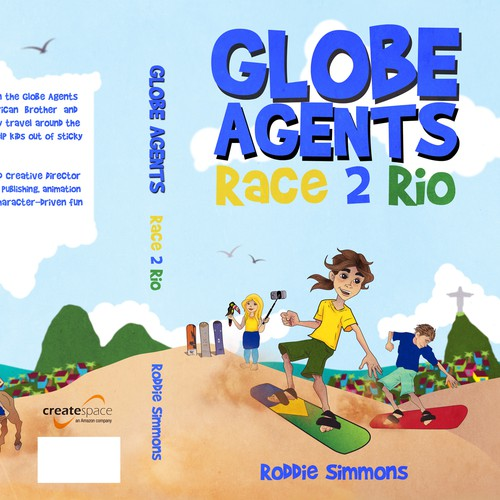 Globe Agents Book Cover