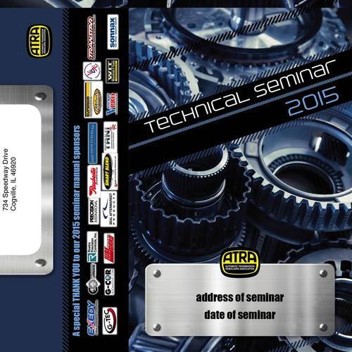 Brochure for an Automotive Technical Seminar