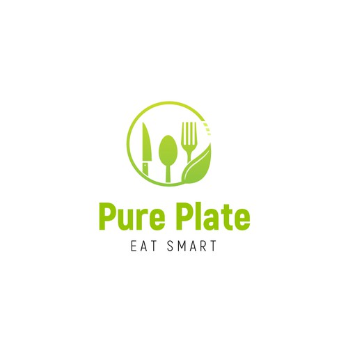 Smart logo for restaurant