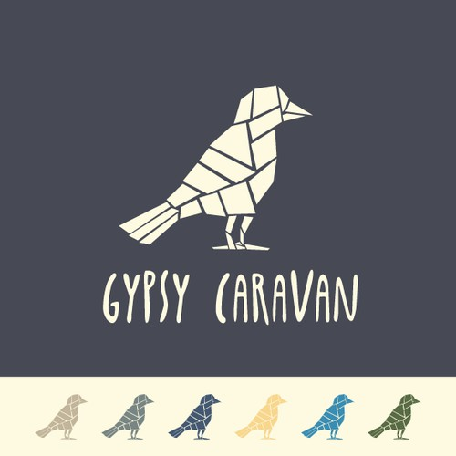 NEW e-boutique Gypsy Caravan needs a logo