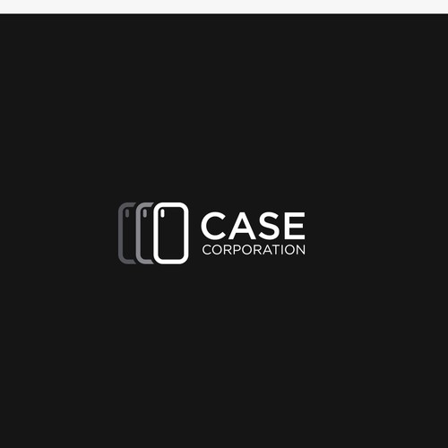 logo concept for case corporation