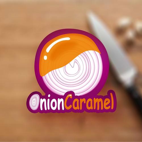Onion Caramel Logo