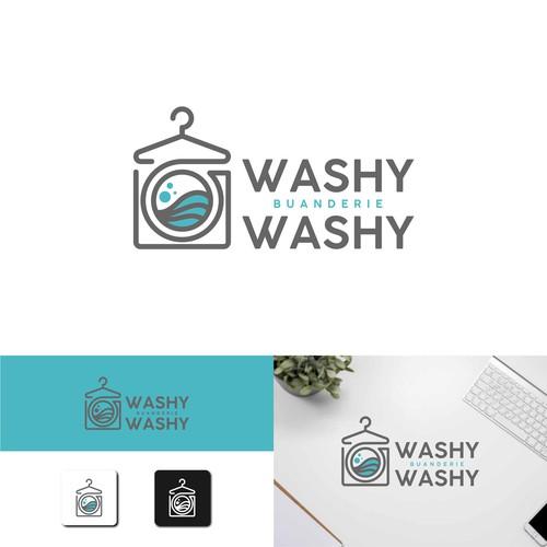 Buanderie Washy Washy