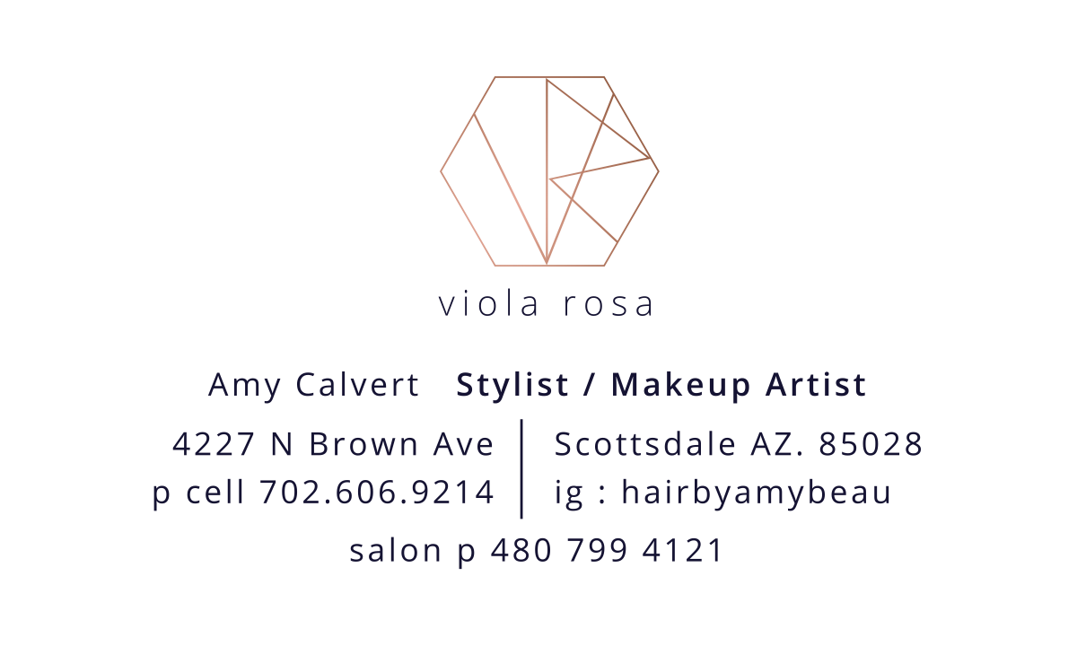 Changes to business cards