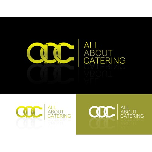 All About Catering needs a new logo
