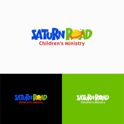 Word Mark Logo for SaturnRoad