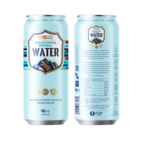California Spring Water