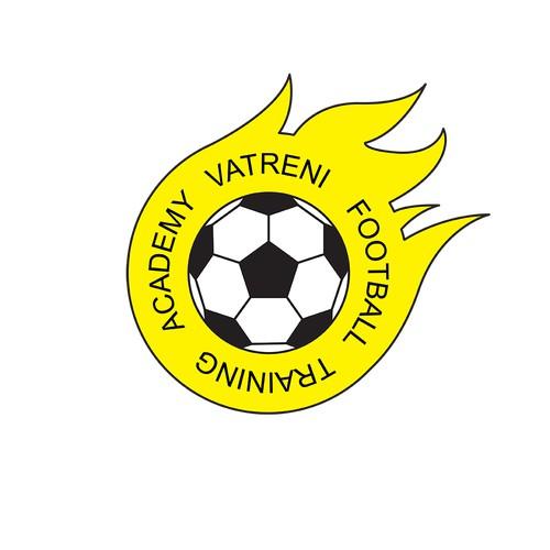 Logo for the football academy-2