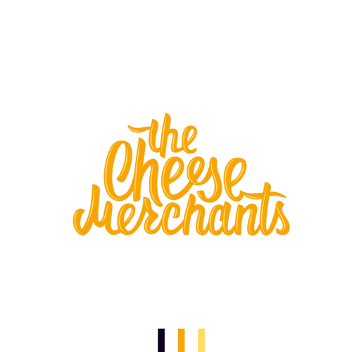Lettering for Cheese Merchants