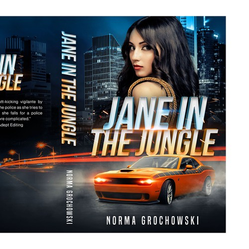 JANE IN THE JUNGLE