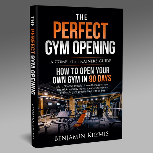 Book on How to Start a Gym