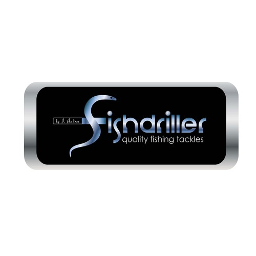 Fishdriller benötigt logo