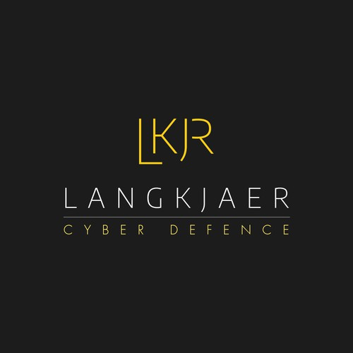 Logotype Cyber Security brand